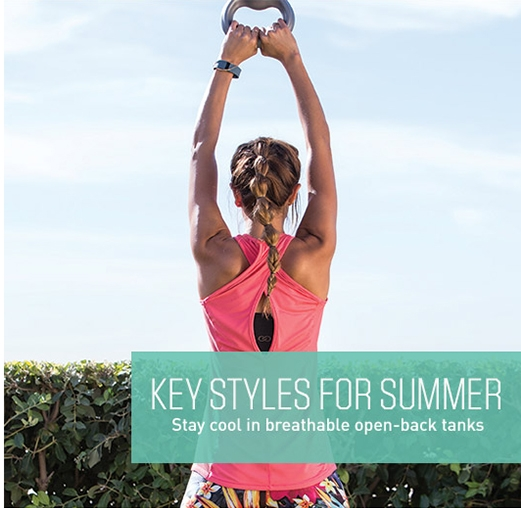 Key Styles for Summer