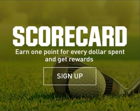 Sign Up For A Scorecard