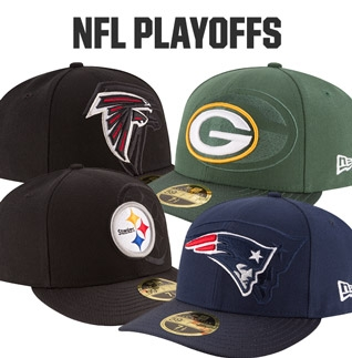 Shop NFL Playoff Gear