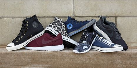 Shop Converse and Nike Casual