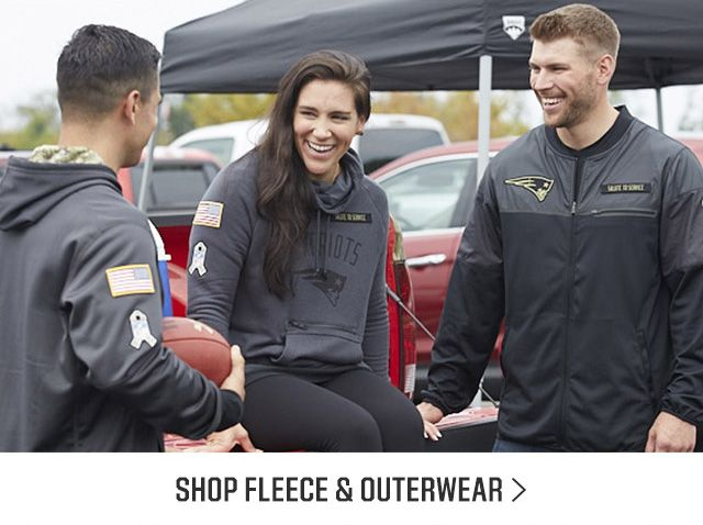 Shop Salute to Service Fleece and Outerwear