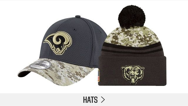 Shop Salute to Service Hats
