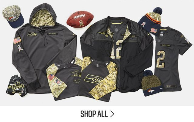 Shop All Salute to Service Apparel