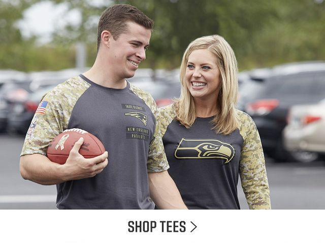 Shop Salute to Service Tees