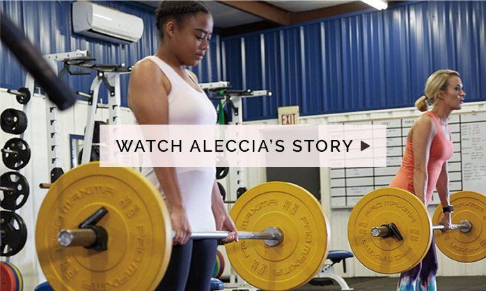 Aleccia's Video