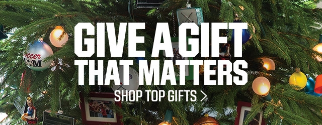 Give A Gift That Matters - Shop Top Gifts