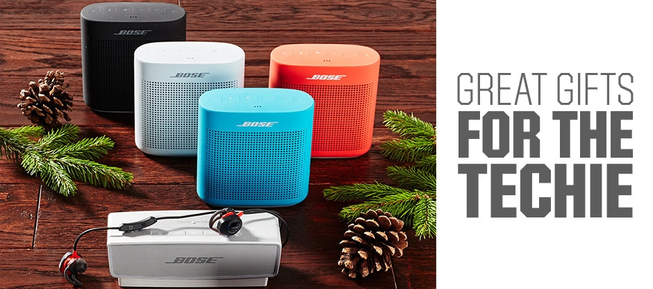 Great Gifts For The Techie
