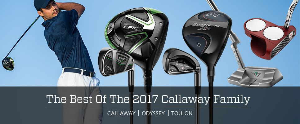 Callaway Epic Family