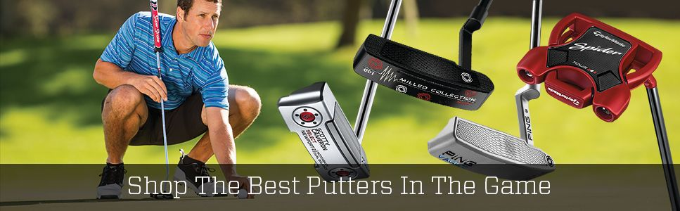 Shop New Putters