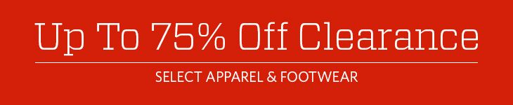 Save on Clearance Apparel