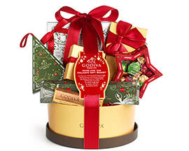 Home For The Holiday Gift Basket