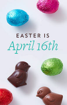 Easter chocolate gifts godiva easter shipping negle Gallery