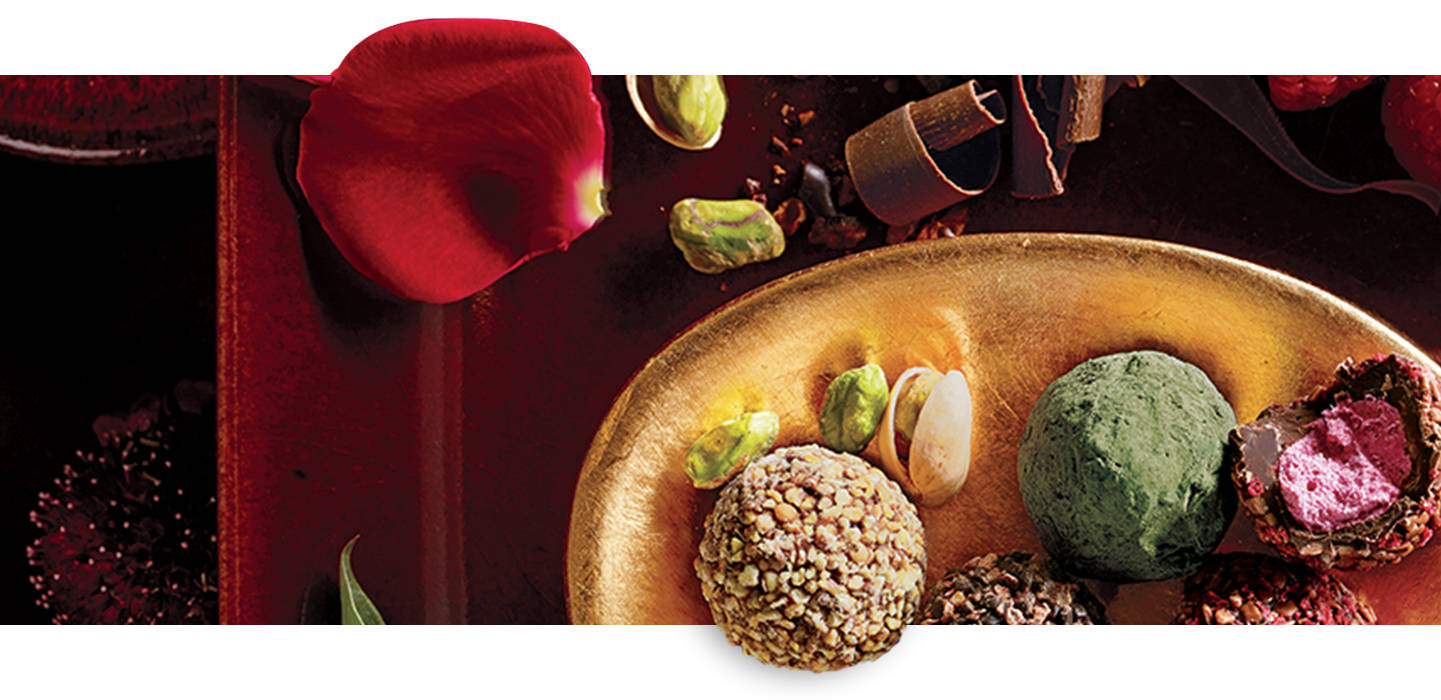 90th anniversary collection truffles