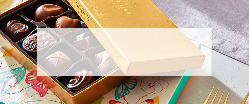 Shop GODIVA chocolate gifts under $25 for Mother's Day