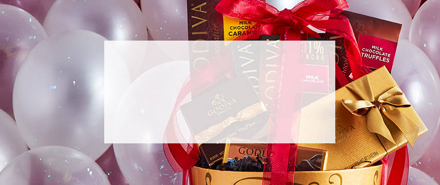 Shop Valentine's Day Gift Baskets