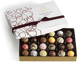 Ultimate Dessert Truffles Gift Box