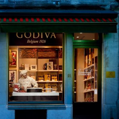 Godiva Store Video