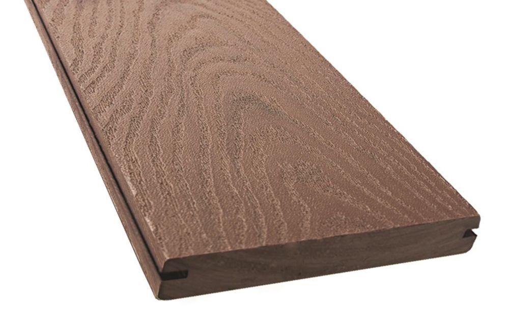 Credenza Per Veranda : Veranda ft ultra light composite capped grooved decking