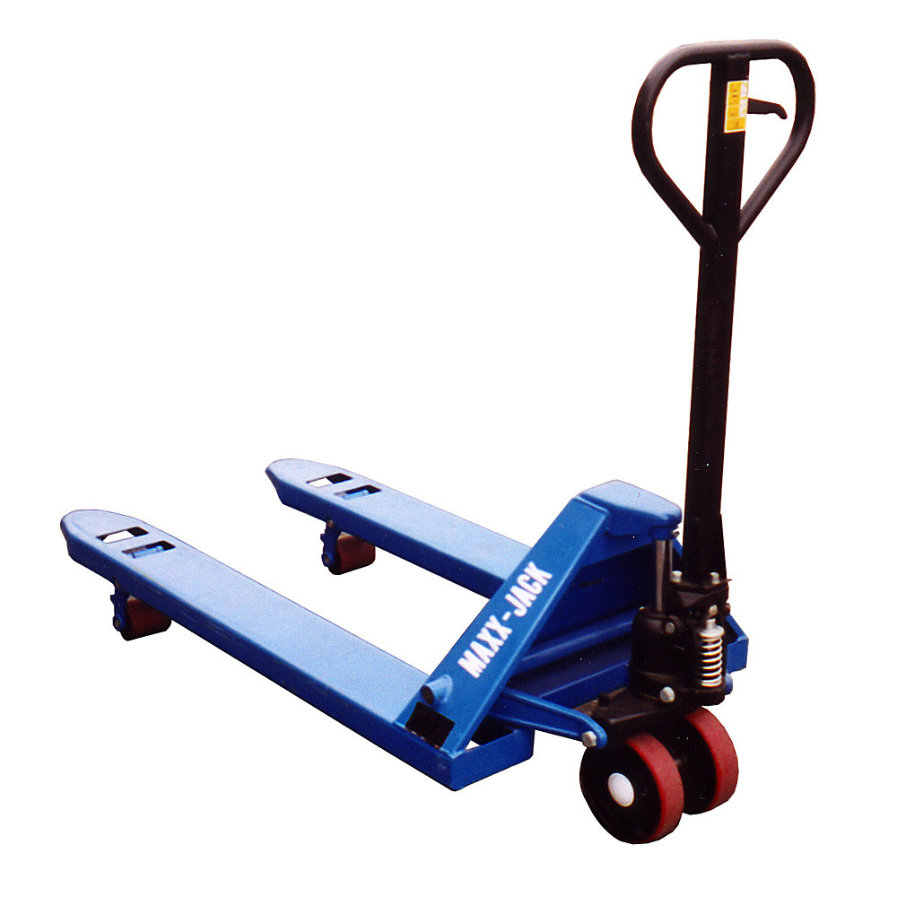 Lift Products Maxx-Jack 5500-Lb. Capacity Pallet Truck - 20.5