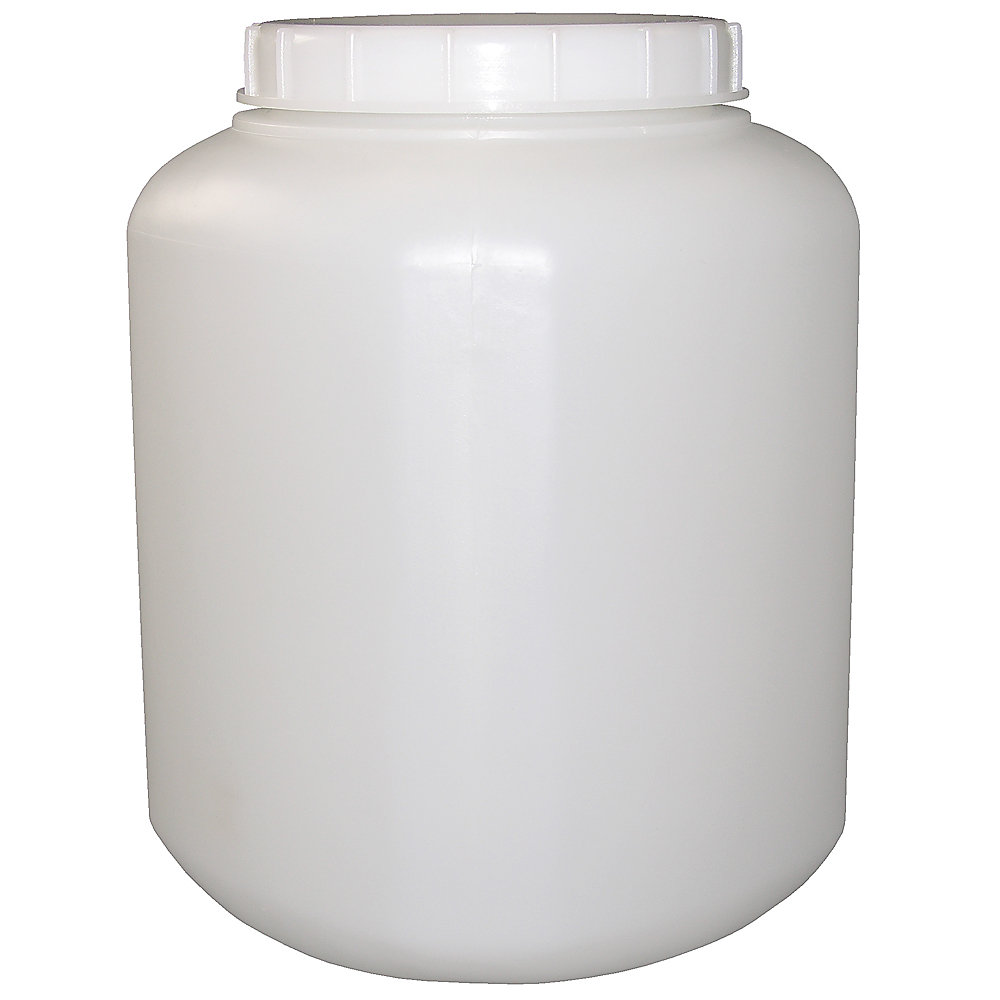 Relius Solutions Oversized Plastic Bottles - 2-1/2 Gallon Capa