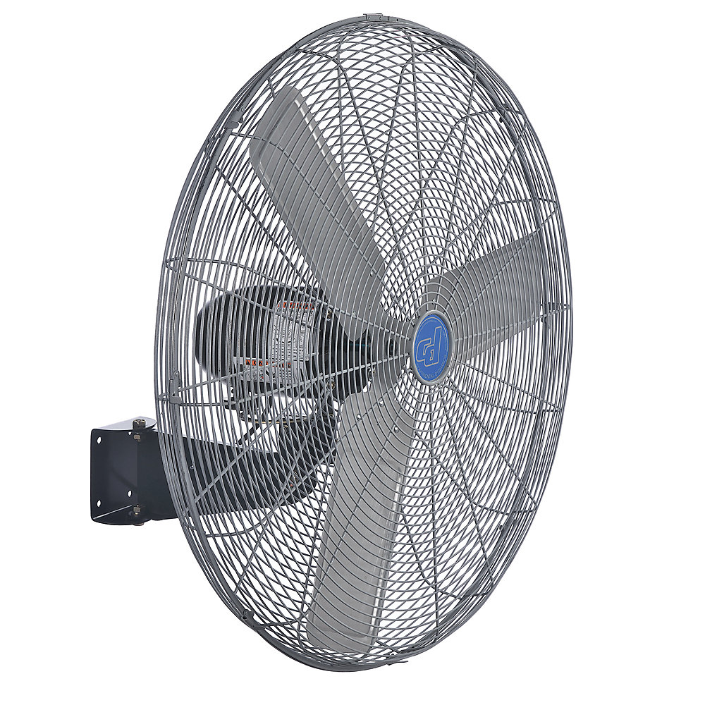 Brackets For Wall Mount Oscillating Fans : Oscillating wall mount fan usa