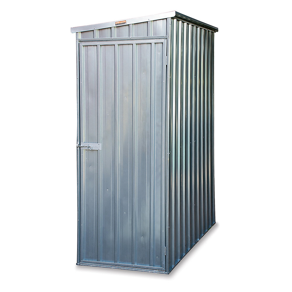 """Relius Solutions Steel Storage Shed - 32""""Wx59""""Dx75""""H  (SHED-5932)"""