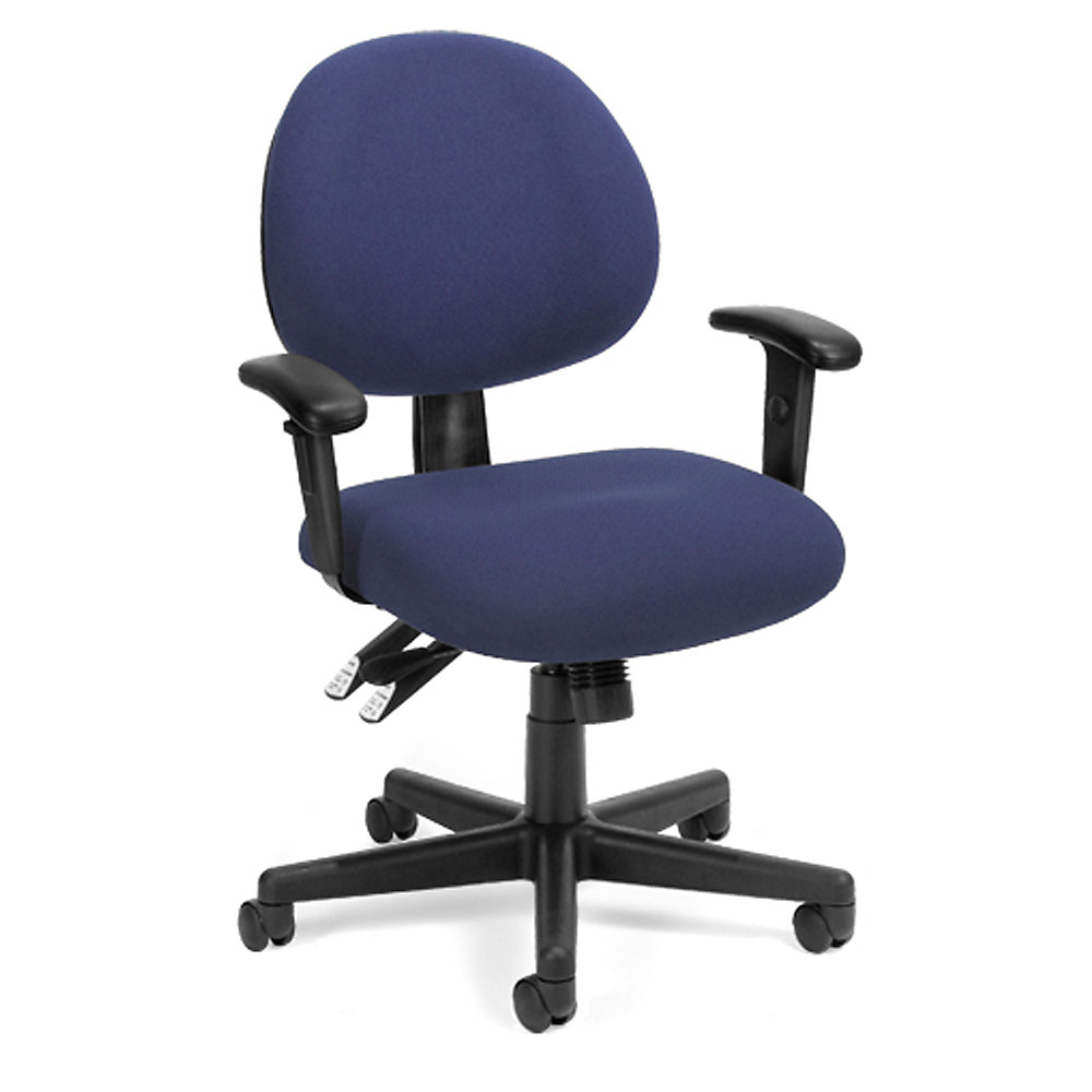 Ofm Continuous-Use Seating - Chair With Arms - 18-22