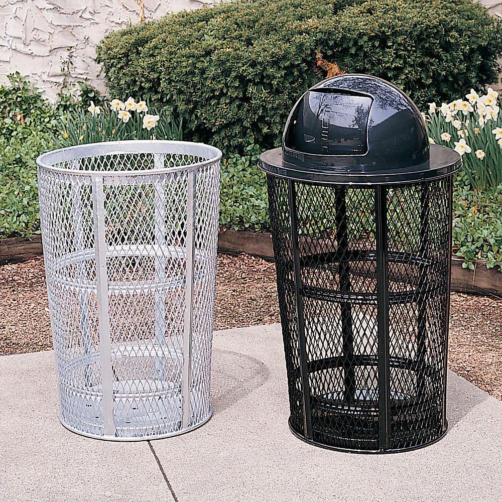 Engman Taylor Outdoor Products Outdoor Trash Cans Tops