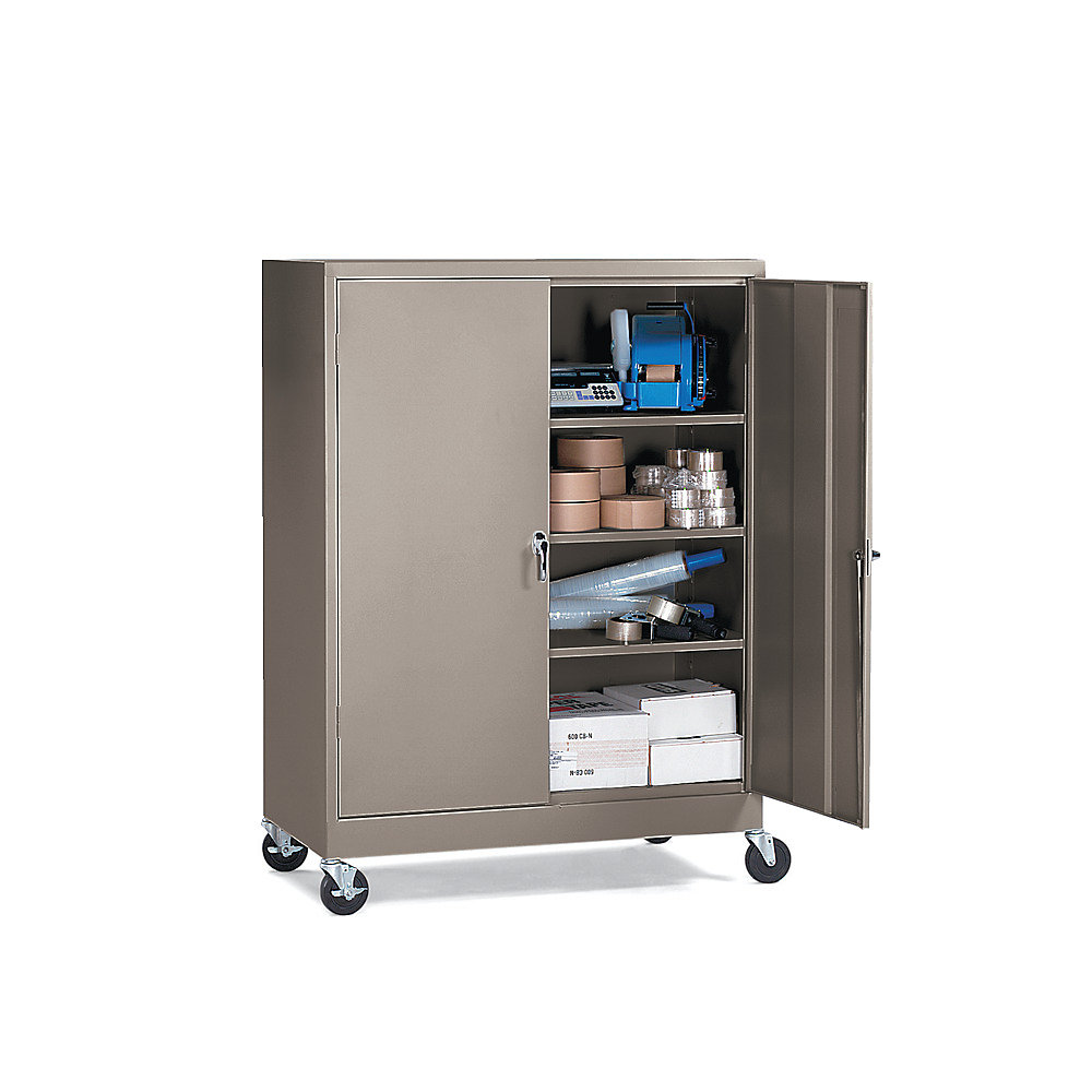 Portable Storage Cabinets : Atlantic metal mobile storage cabinet ″ all