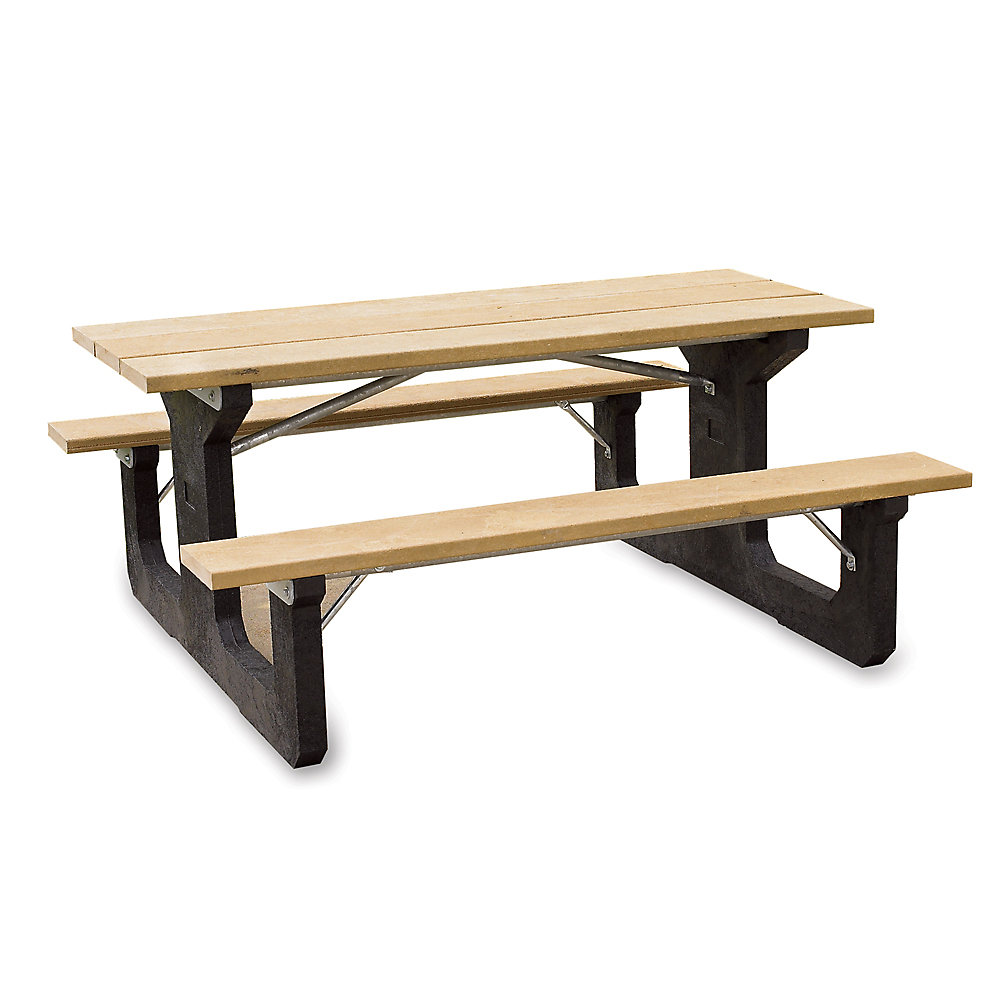 Image Result For Industrial Picnic Table
