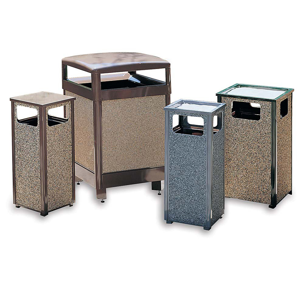 rubbermaid fgr122 - Outdoor Trash Cans