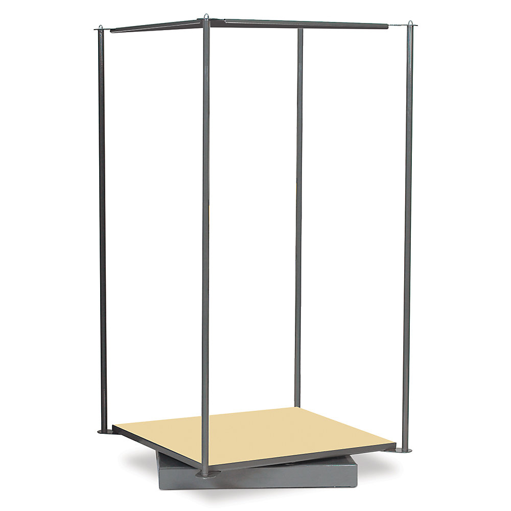AKRO-MILS® AKRO-MILS Storage-Go-Round for Industrial Parts Cabinets - 31x31x60'