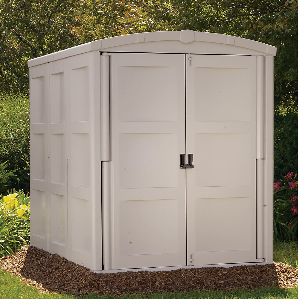 Suncast Storage Shed - 138-Cu. Ft. Capacity
