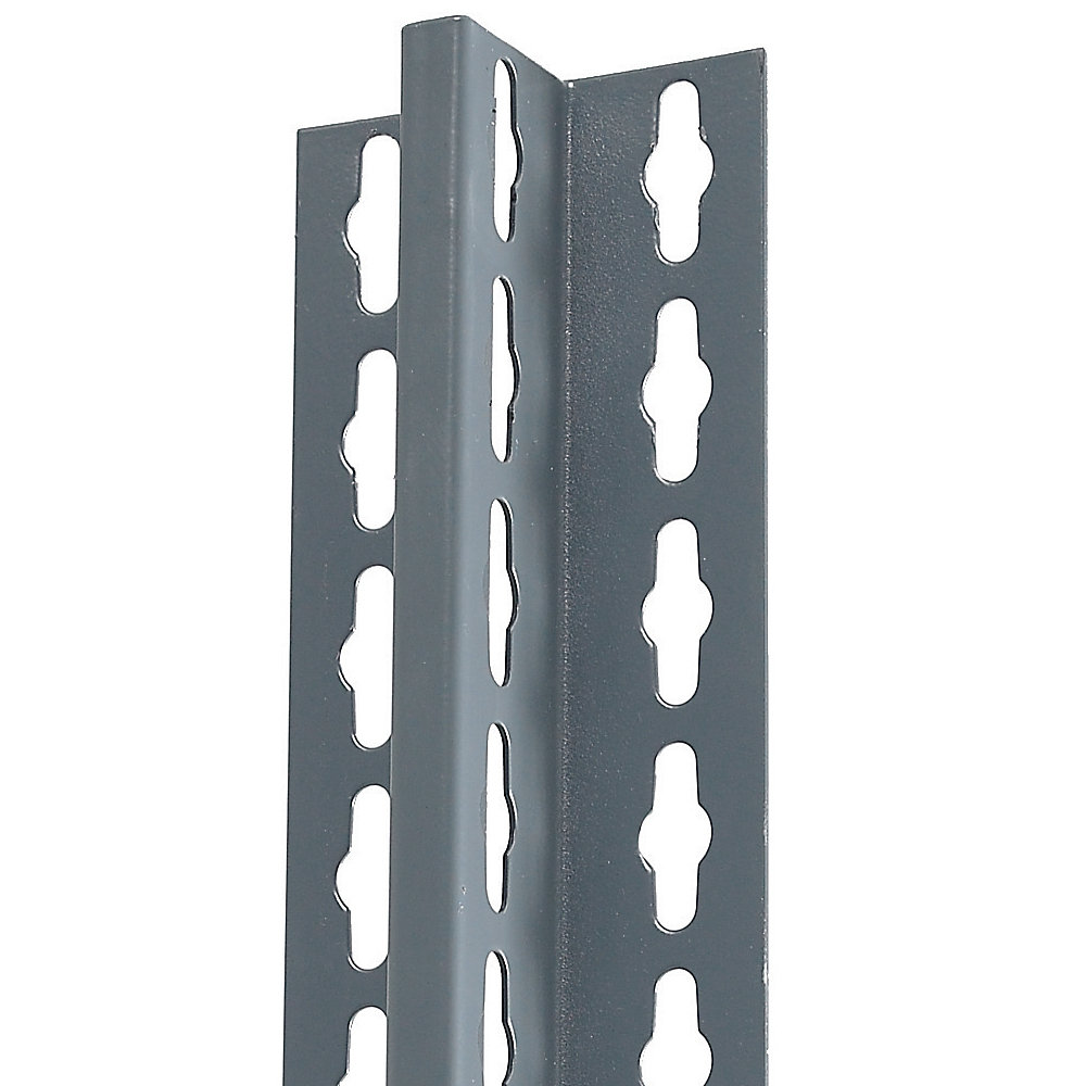 """T-Posts For Relius Solutions Double-Rivet Storage Racks - 60"""""""