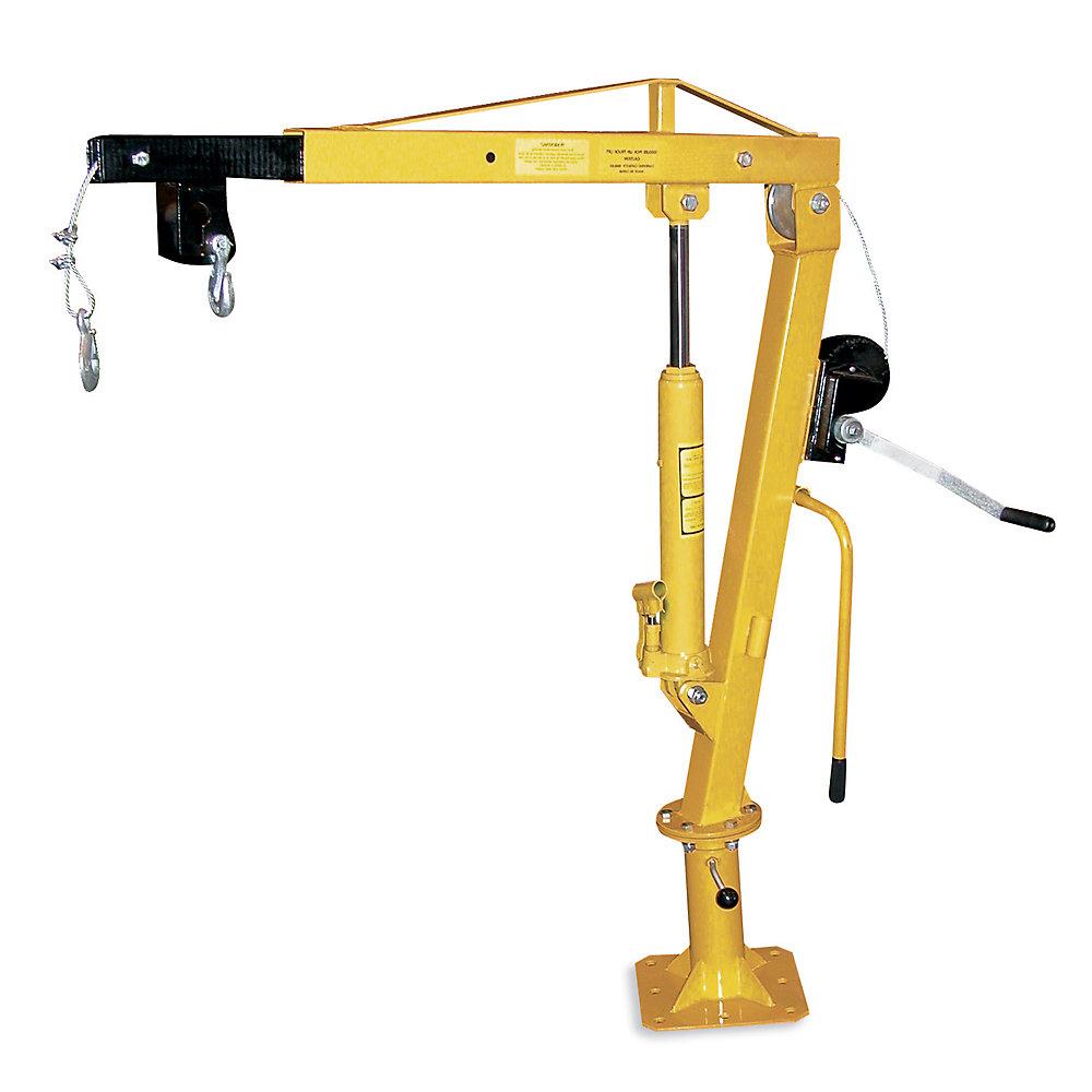 Jib Pole Crane : Boom lift usa