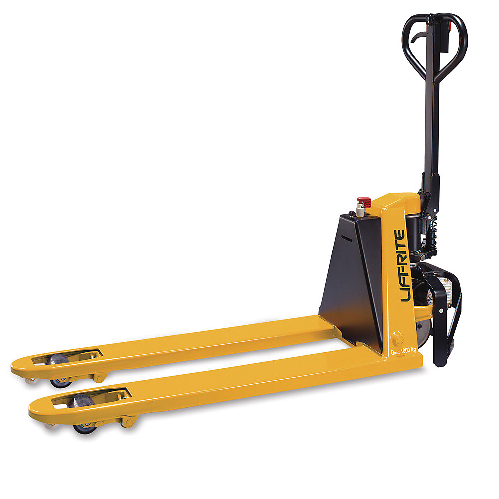 Lift-Rite Self-Propelled Pallet Truck - Pallet Jack - 27