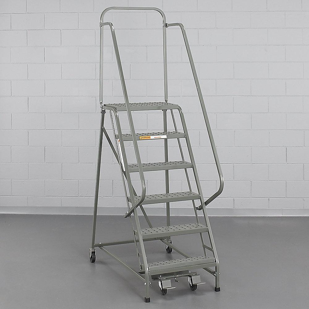 Ega 60-Degree Standard Slope Ladders - 4 Steps - Without Handrails - 26