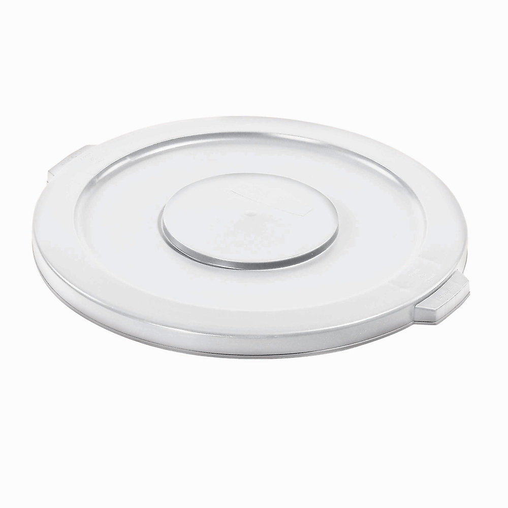 Lid for RUBBERMAID BRUTE Round Containers - 32-Gallon Capacity