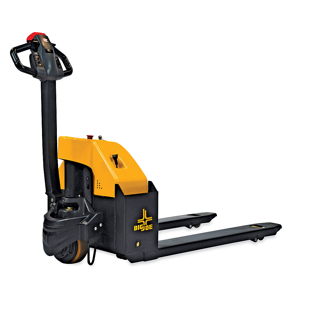 Big Joe E30 Fully Powered Pallet Truck - Pallet Jack - 27