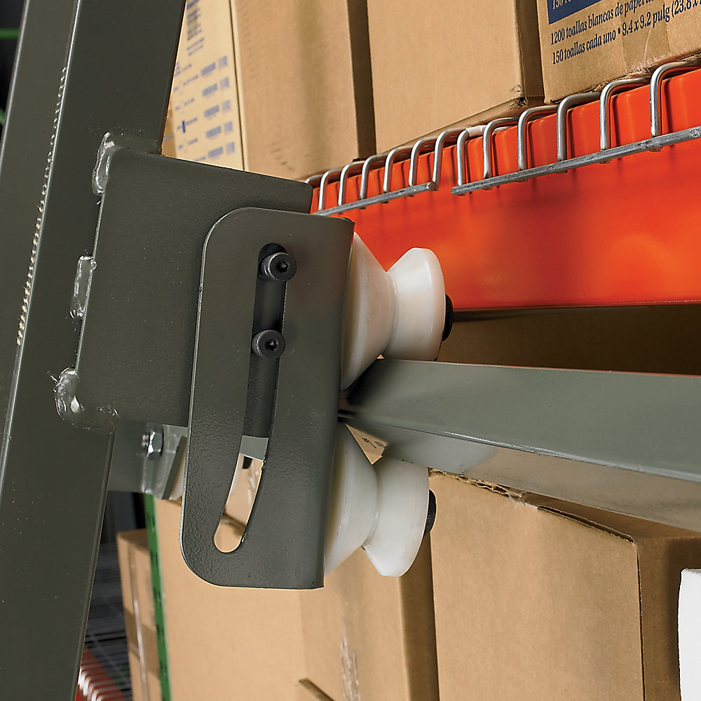 Relius Solutions Rolling Track Ladder - Ladder Track