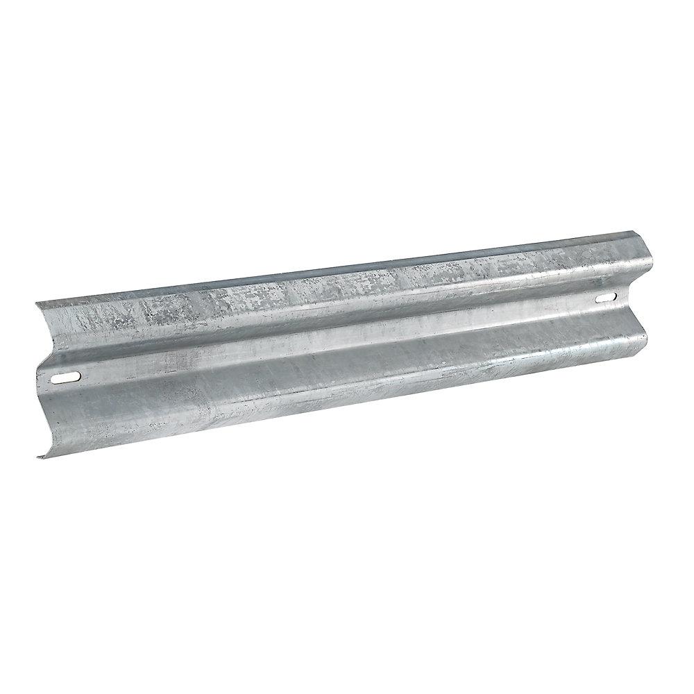 Relius Solutions Steel Guard Rail System - Rails - 6'L