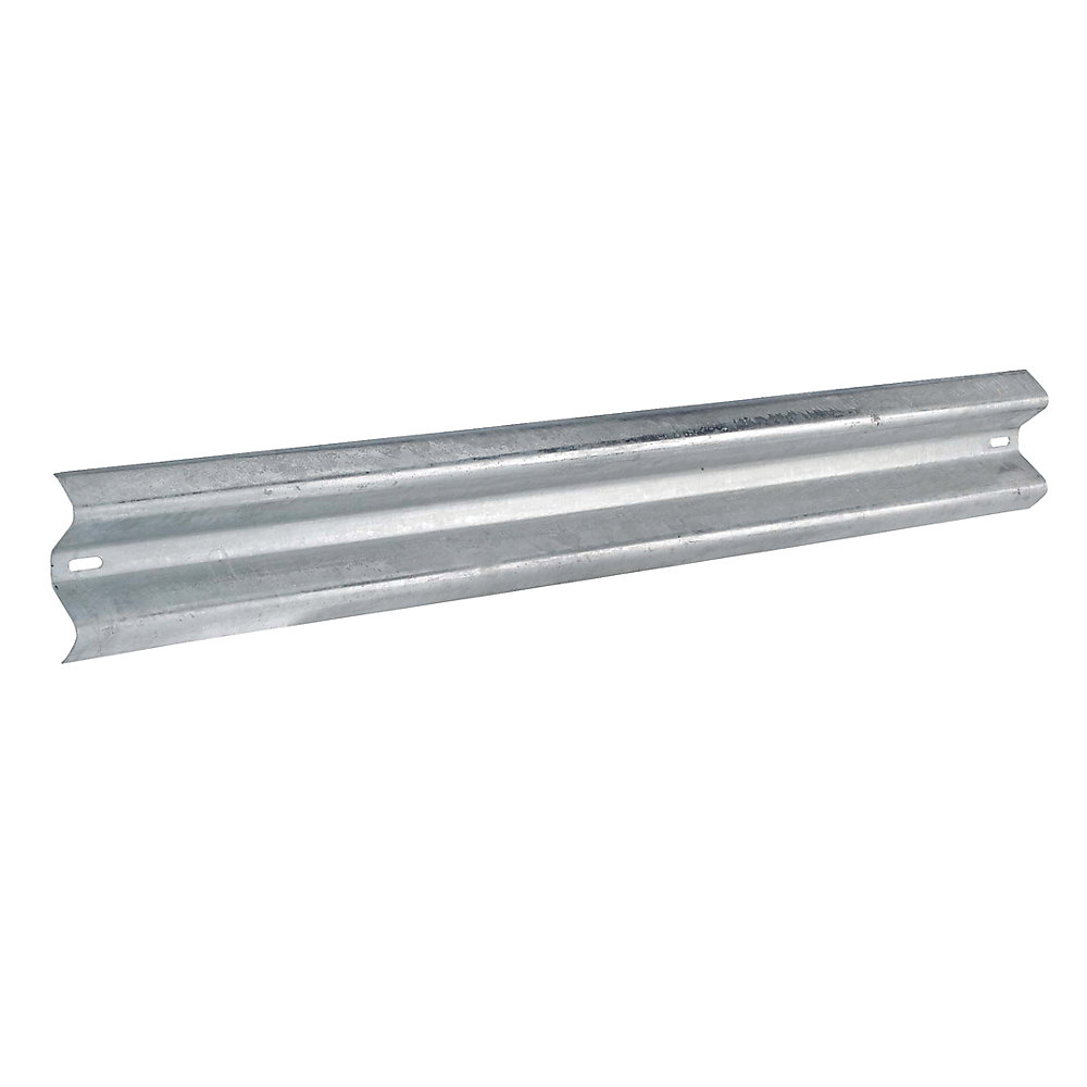 Relius Solutions Steel Guard Rail System - Rails - 10'L