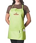 Adjustable Bib Apron, 27 inch