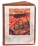Book Five Cafe Menu Covers