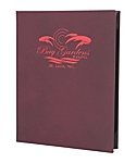 Book Three Casebound Menu Covers