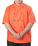 Short Sleeve Chef Coats