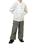 Kids Chef Coats and Pants
