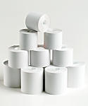Thermal One Ply Paper Rolls, 3.13in x 230ft