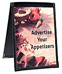 Restaurant Table Tents