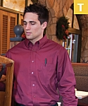 Mens Teflon Dress Shirt, Long Sleeve
